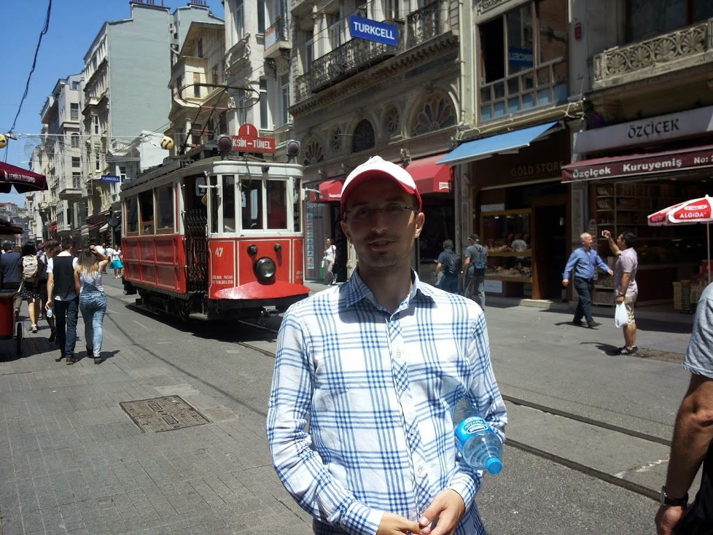 Cum sa vizitezi Istanbulul studenteste