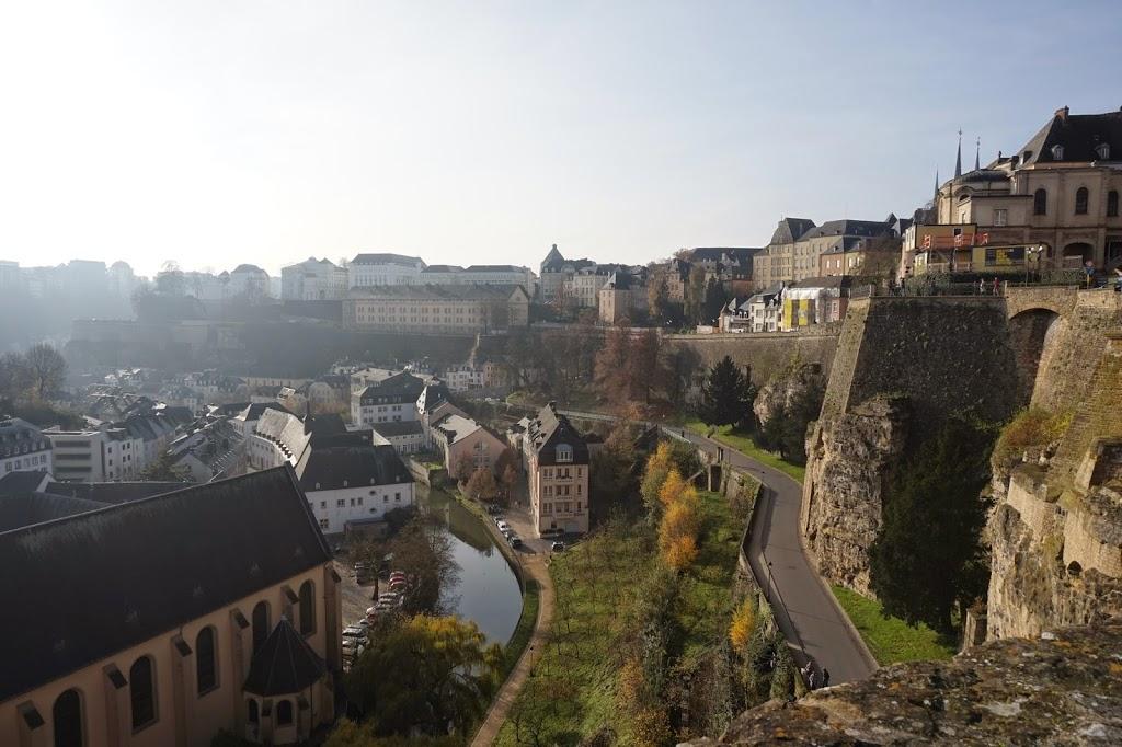 Luxemburg – Orasul