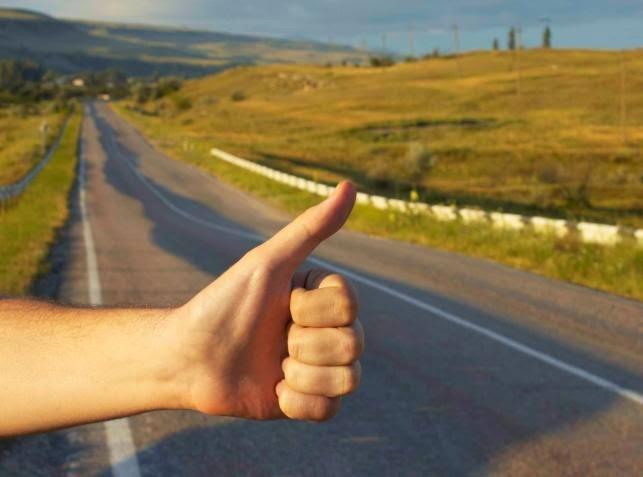 Autostop / Hitchhike. Care e schema, ce m a facut sa plec la drum, de ce e o super experienta si ce sfaturi am