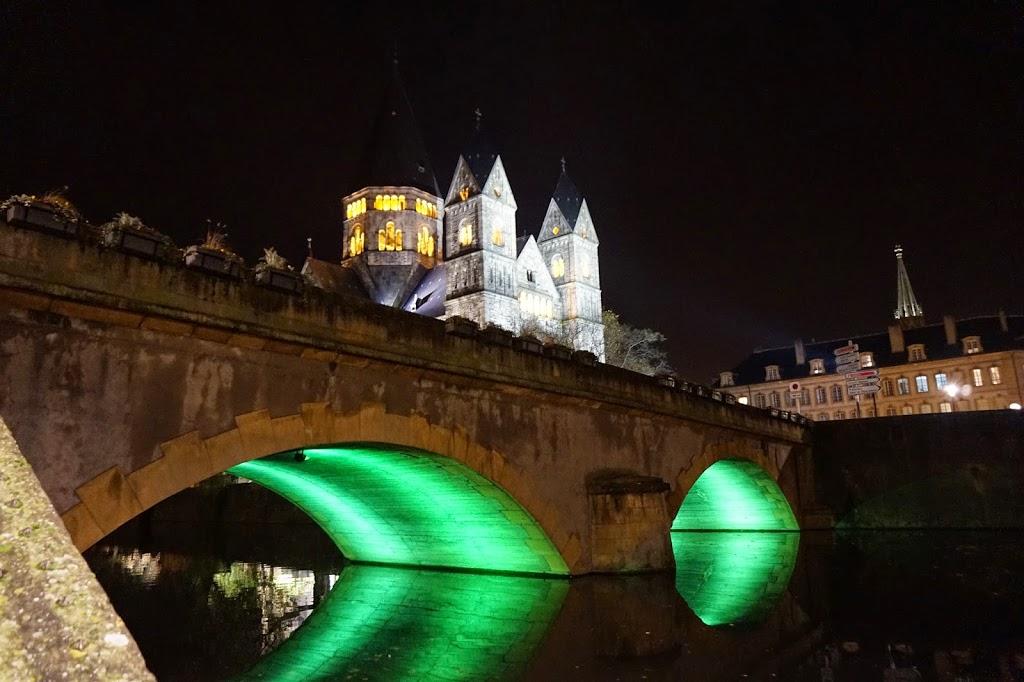 Metz in Lorraine. Partea 1: Pe muchia conflictelor franco-germane