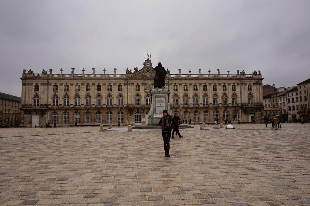 Nancy. Intre Art Nouveau si o istorie bogata