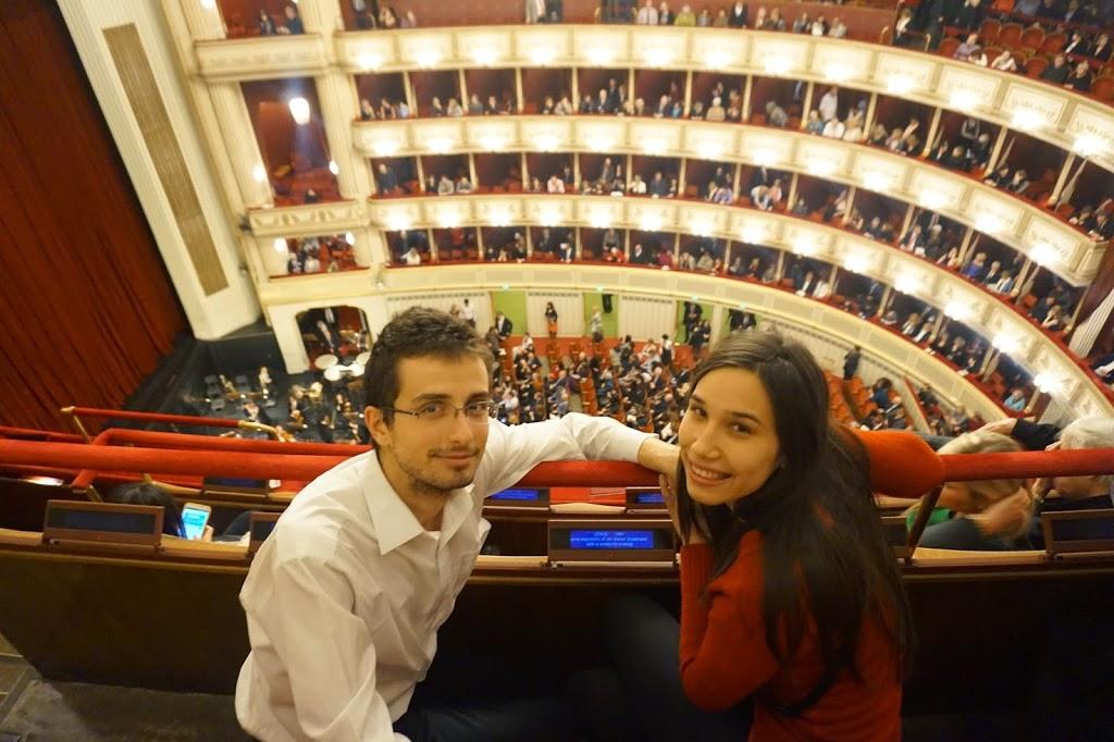 Cum sa mergi la spectacol la Opera din Viena low-cost