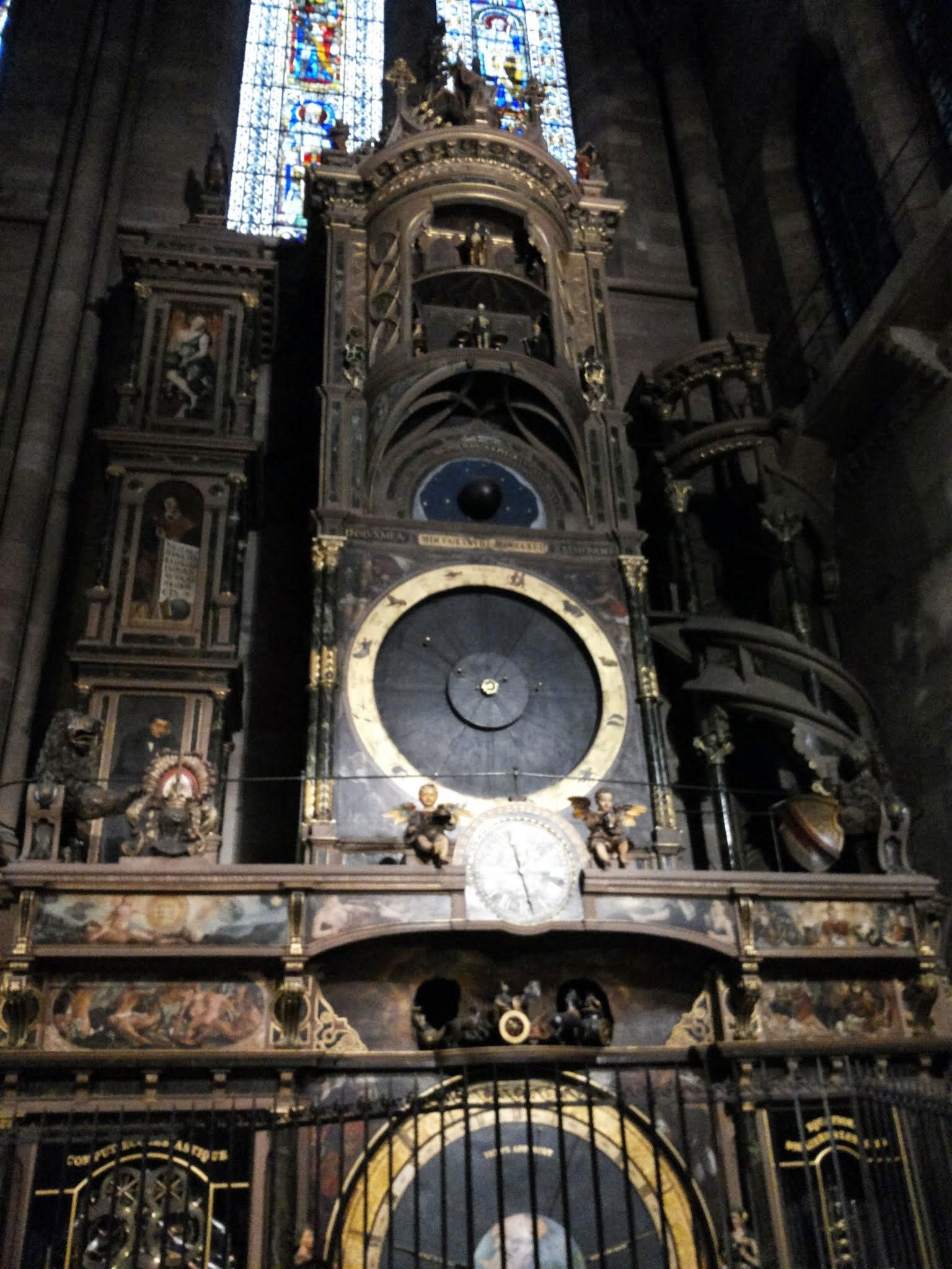orologiu astronomic