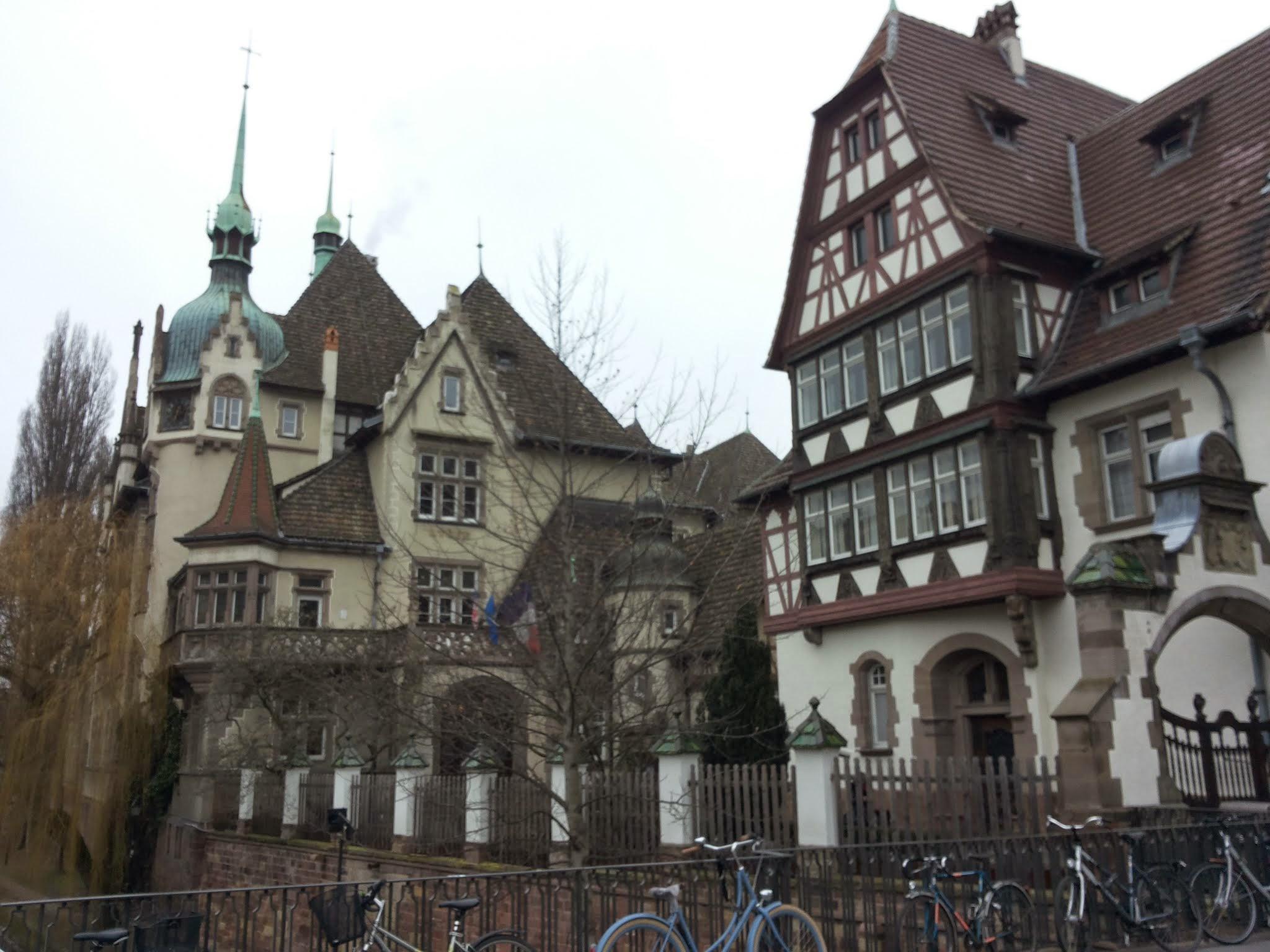 Liceu din Strasbourg