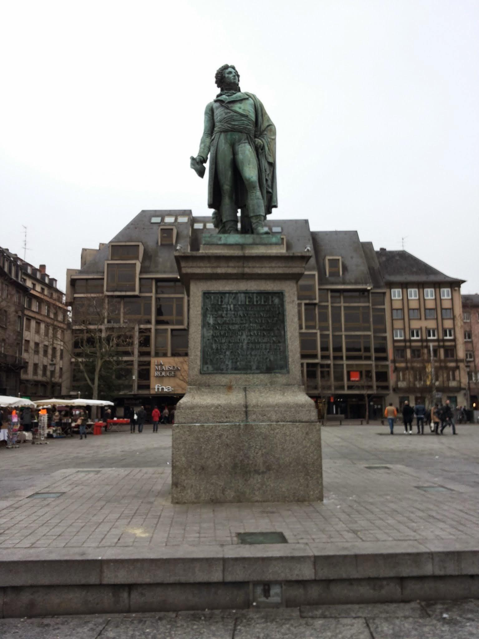 Kleber, Generalul lui Napoleon