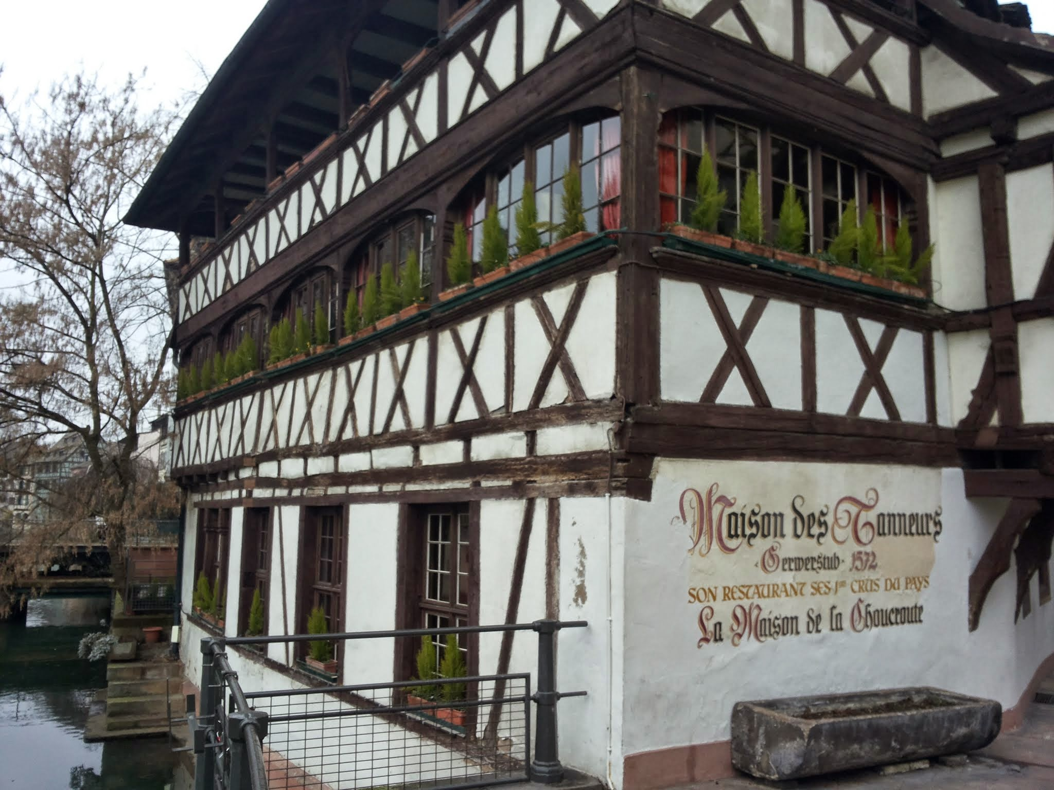 Maison Tanners