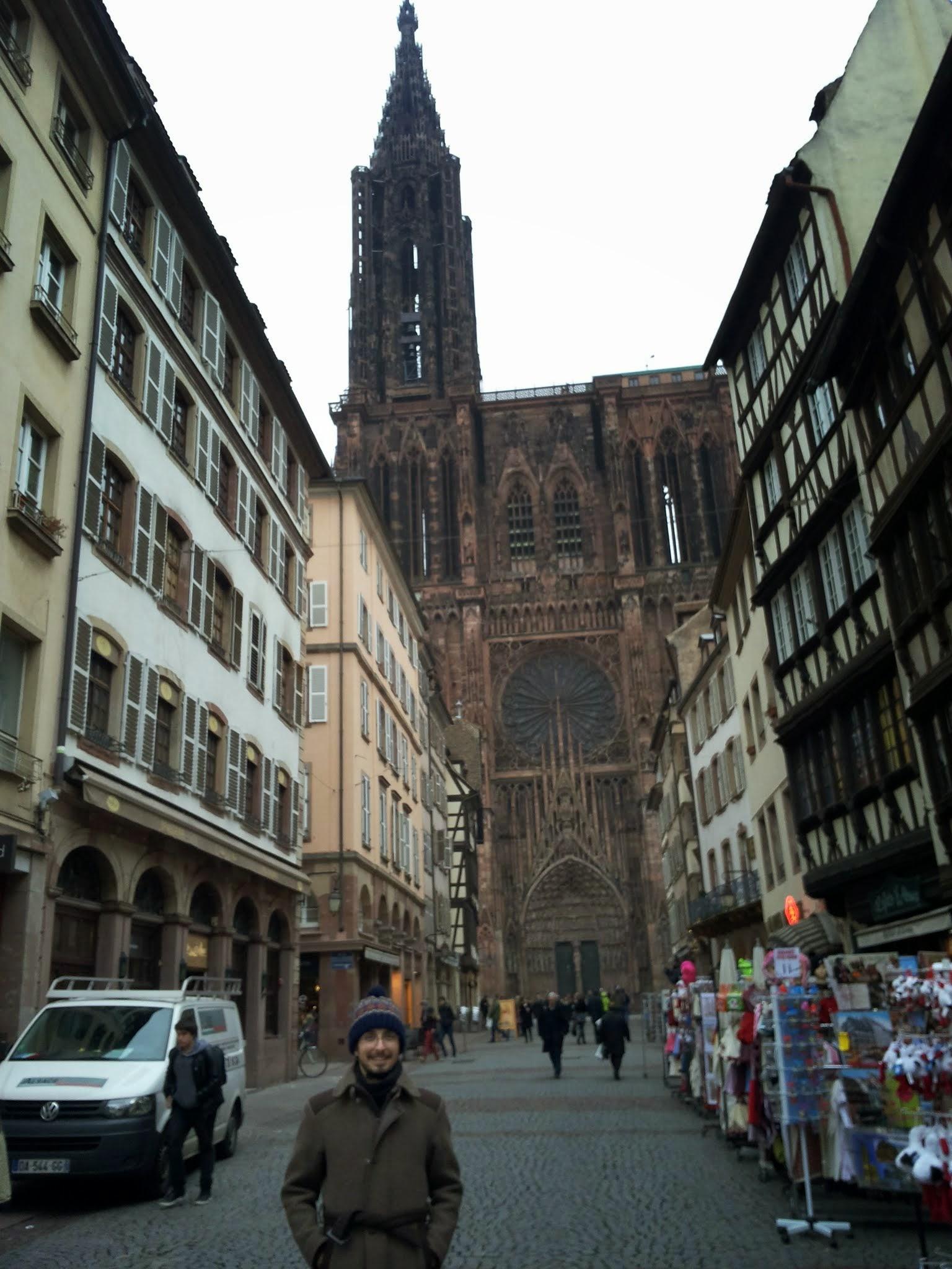 catedrala strasbourg