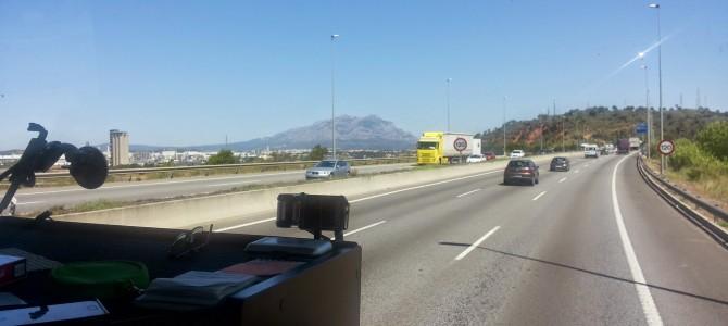Autostopul in Spania (I): Pana la Sitges si Barcelona – Madrid