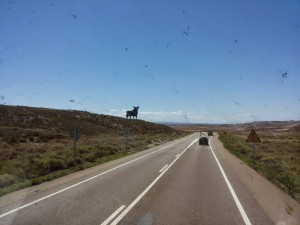 Autostopul in Spania