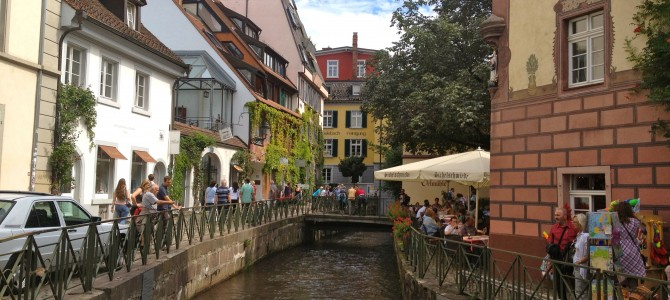 Zile de odihna in Freiburg din Muntii Padurea Neagra