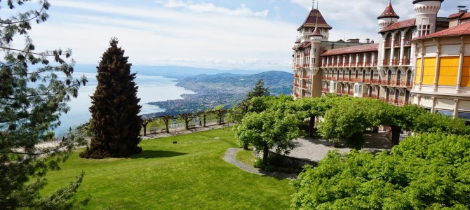 Lacul Geneva – Ziua 2 – Montreux si o drumetie pana in Caux
