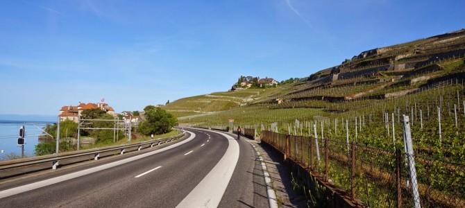 150 de km in jurul Lacului Geneva pe Bicicleta. Totul despre Planul Excursiei si Buget.
