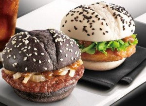 Taiwan-Hongkong-McDonalds'-Black-White-Burger