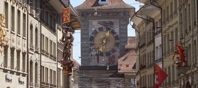 Berna, Ursoaica Elvetiei.