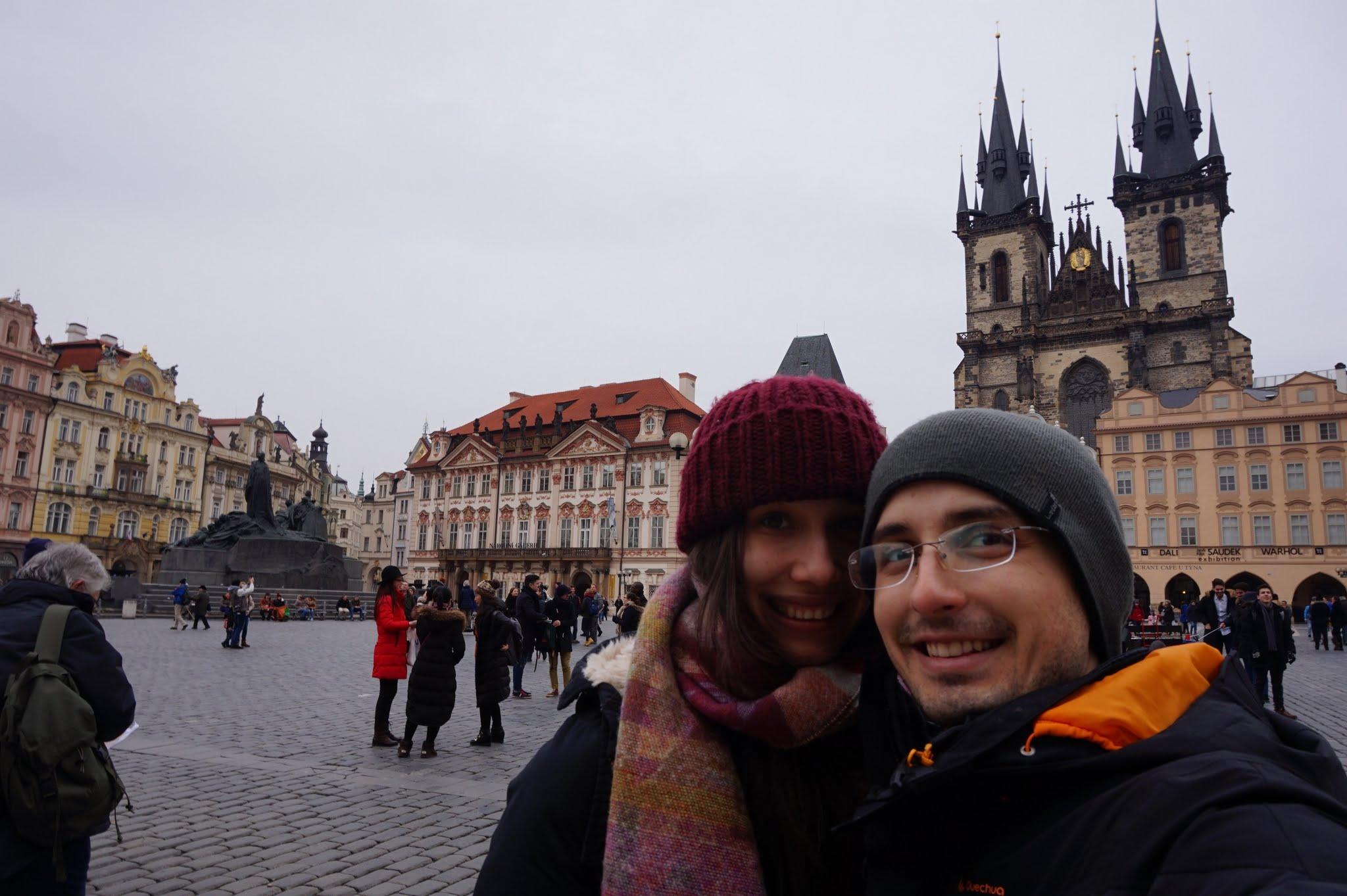 Piata Mare din Praga