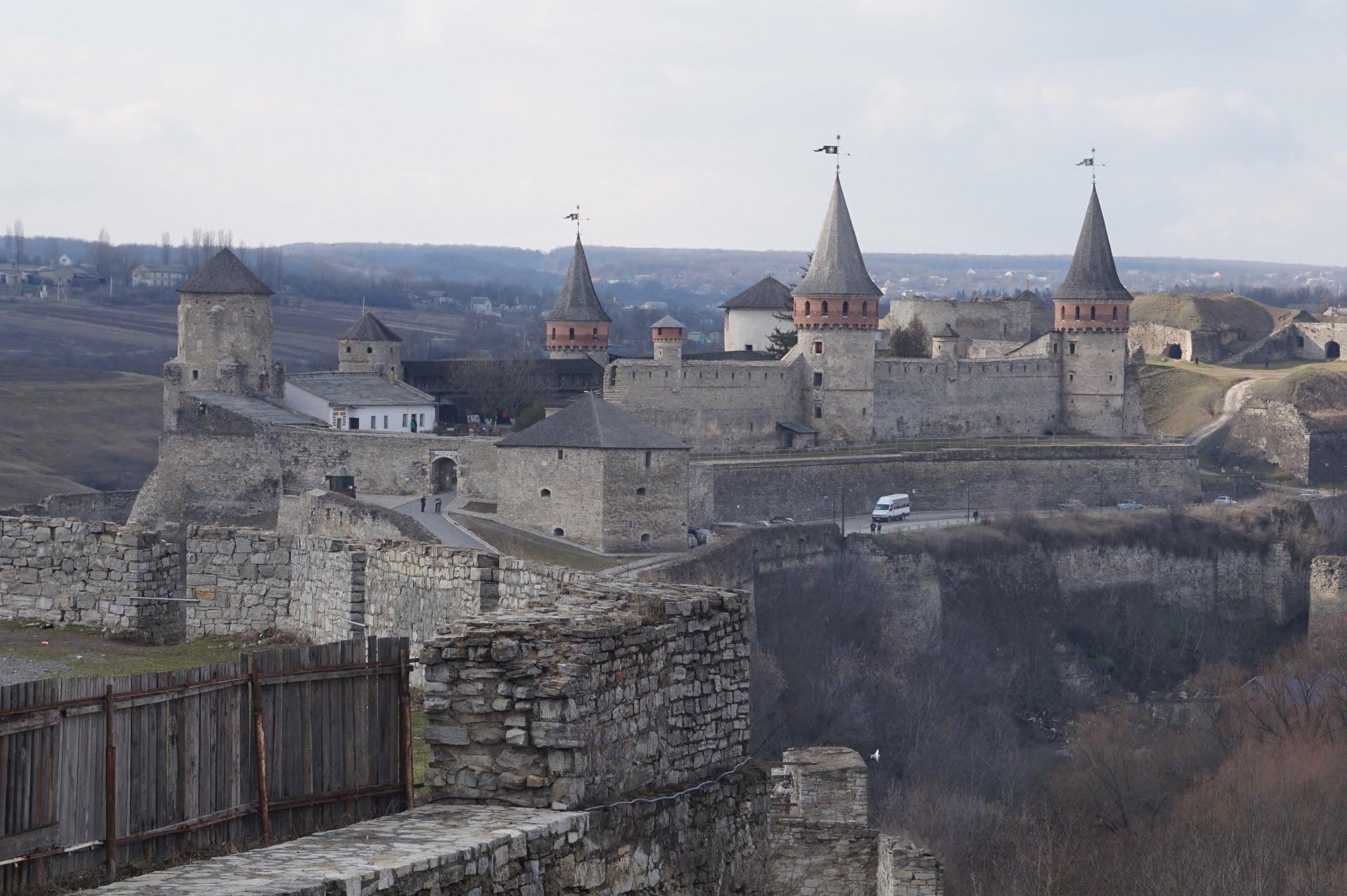 Cetatea Camenitsa