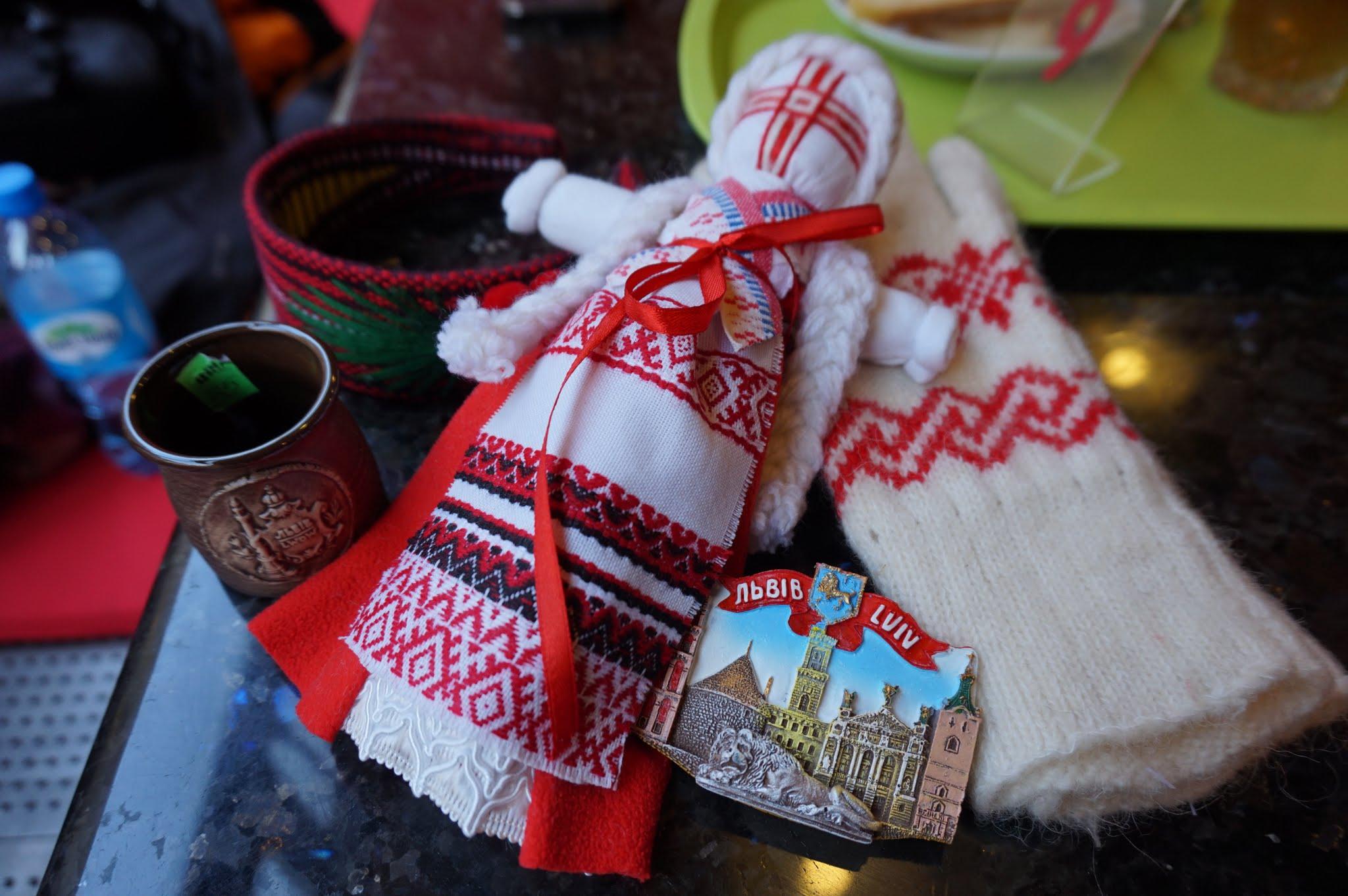 Suvenirurir ieftine prin Ucraina