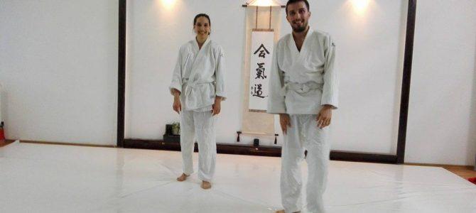 Despre Aikido si o calatorie frumoasa