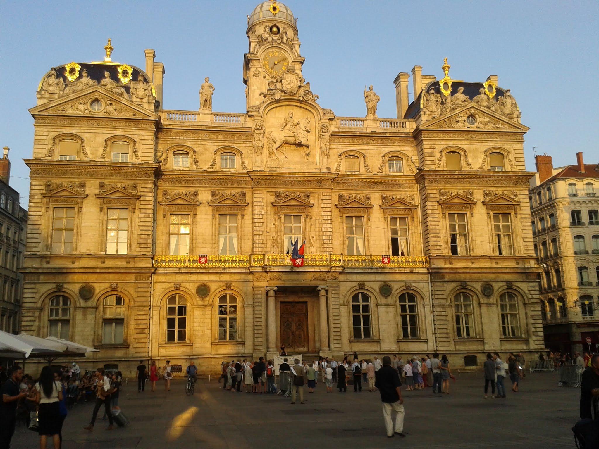 Hotel de Ville - Lyon