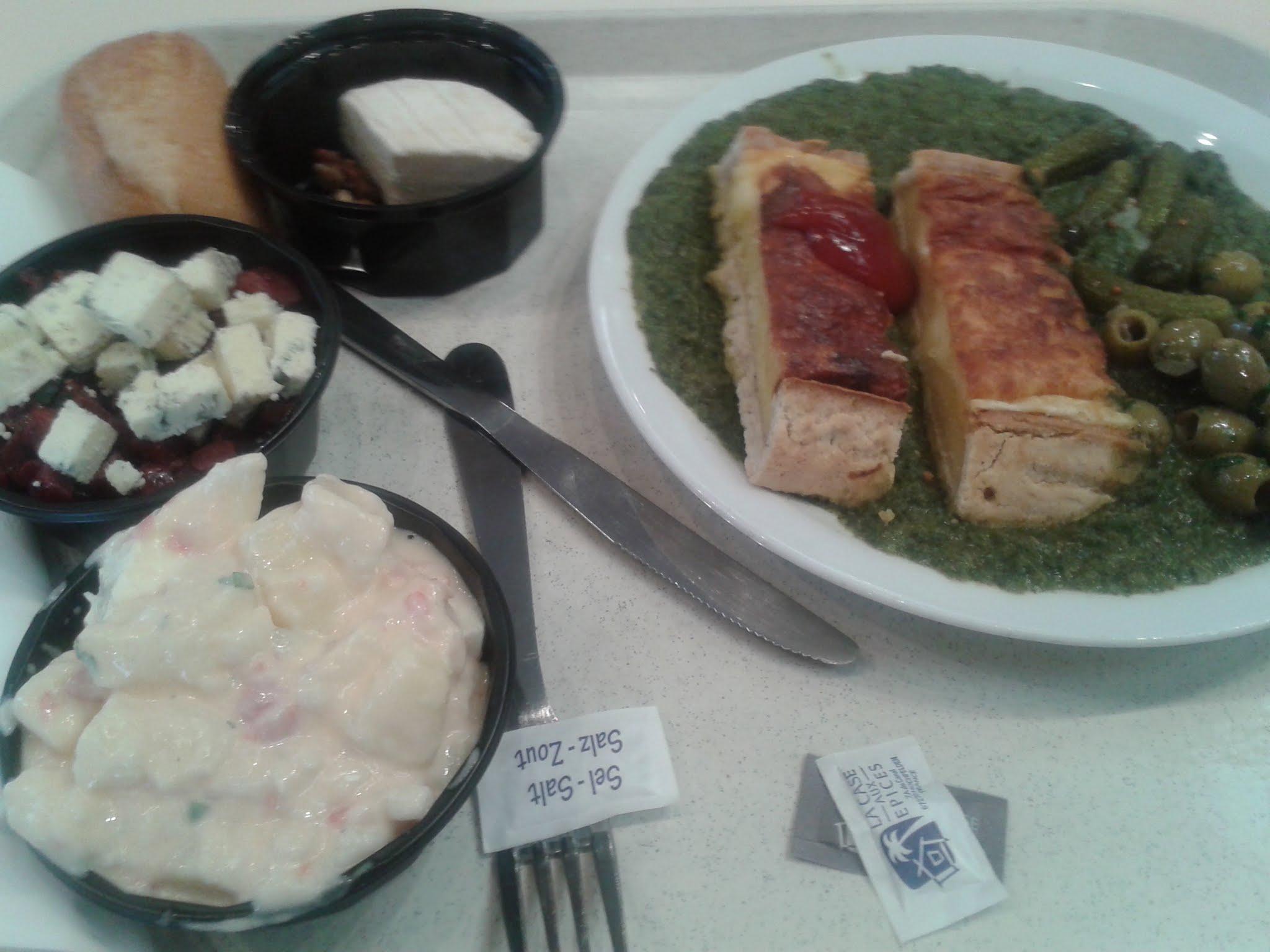 Cantina de la Spital. SELF.