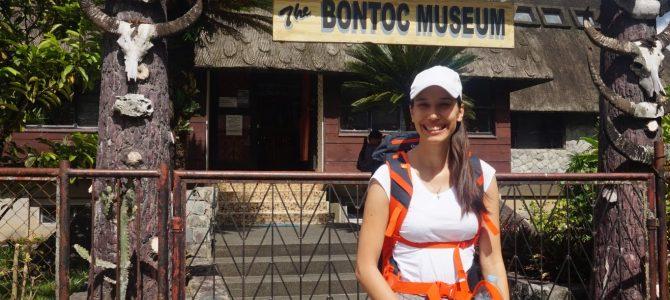 Bontoc si legenda vanatorilor de capete. Drumul spre Sagada. Filipine.