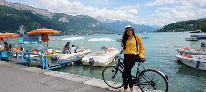 Annecy – Munti, lacuri si oameni deosebiti