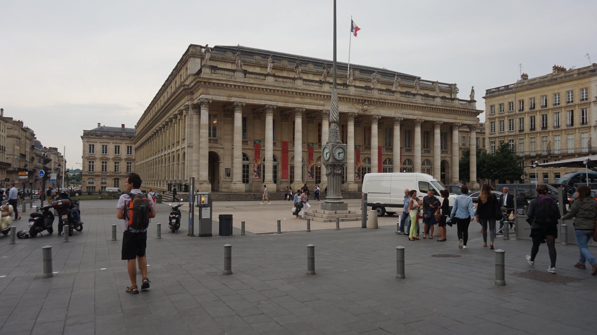 Cladiri imperiale in centrul orasului