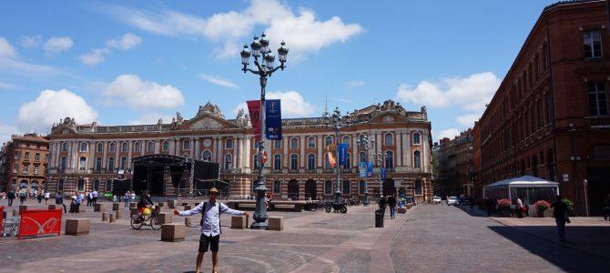 Toulouse. Pe partea turistica. (II)