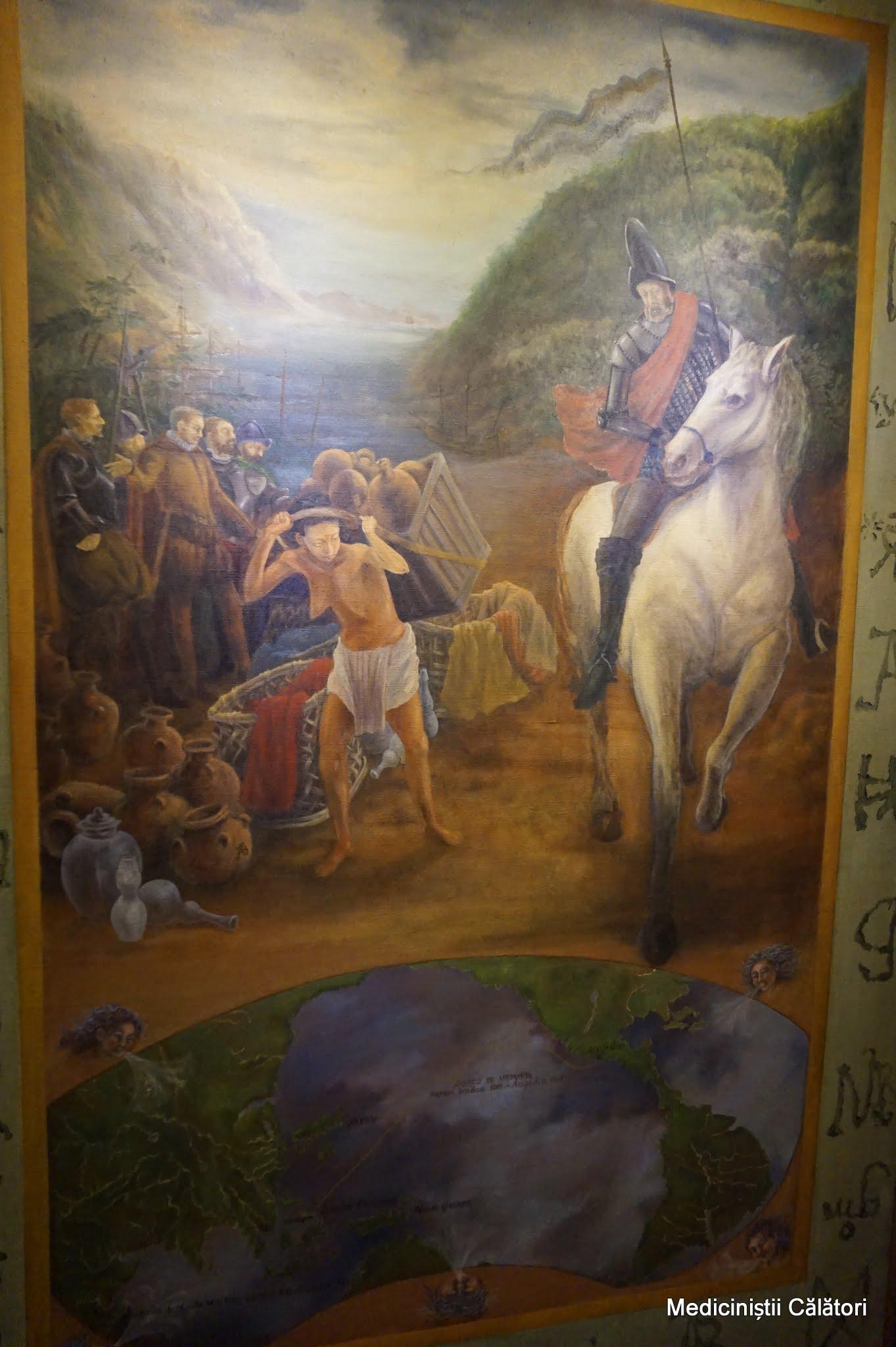 Exploatatorii colonialisti