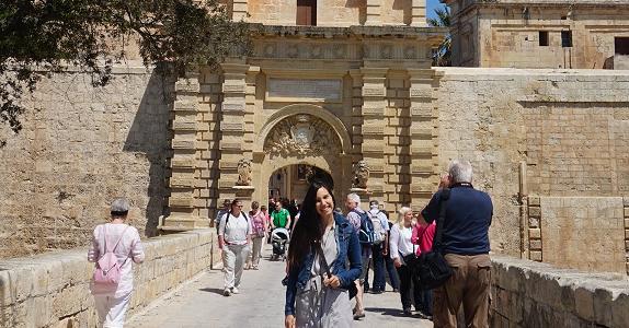 Mdina, Rabat si Catacombele Sf. Pavel – Malta