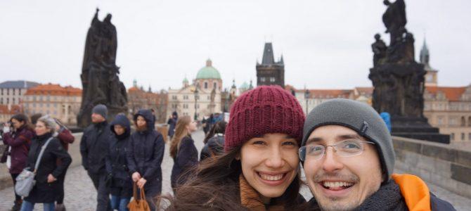 Praga I – Despre cum am ajuns low-cost in Praga și prima zi în oraș