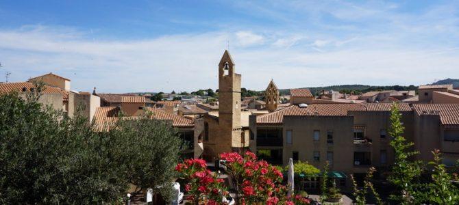Salon de Provence. Acasa la Nostradamus.