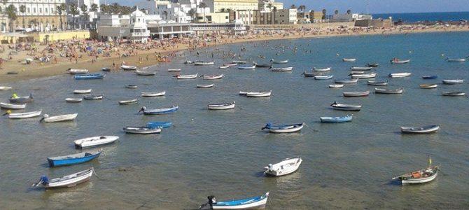 Cadiz – Un oras inconjurat de ape. In bataia vantului in Andalucia.