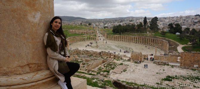Jerash, savoarea Romei antice in Orientul Mijlociu.
