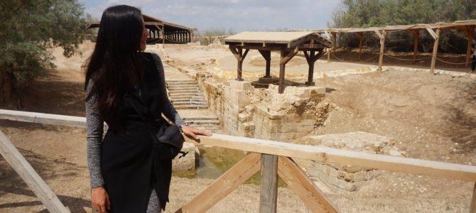 Betania de dincolo de Iordan. Locul unde a fost botezat Iisus Hristos.